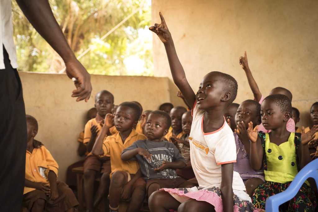 Our Future Academy is an early years school in Akwapuro, Asunafo North, Ghana. The school was constructed using Fairtrade Premium.